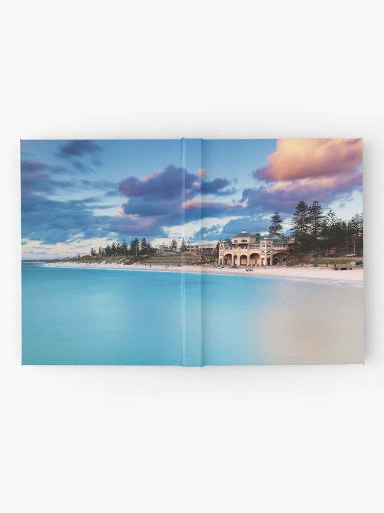 Alternate view of Indiana Teahouse Cottesloe Hardcover Journal
