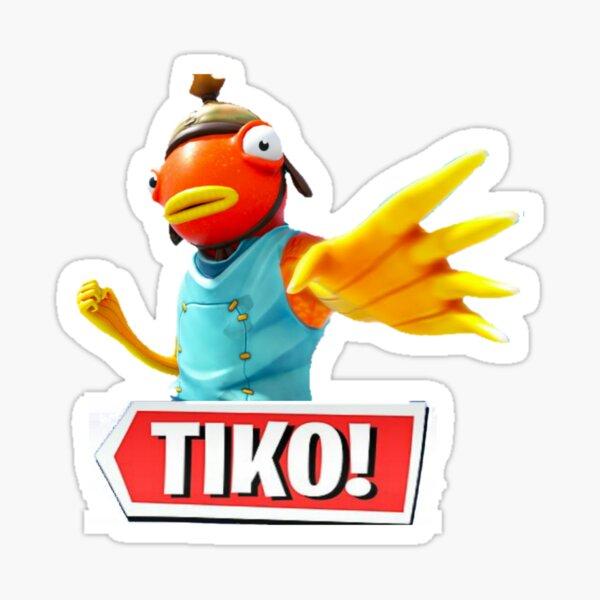 Tiko Sticker