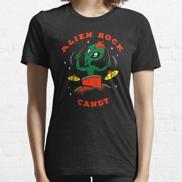 Cannabis Weed Strain Alien Rock Candy Essential T-Shirt