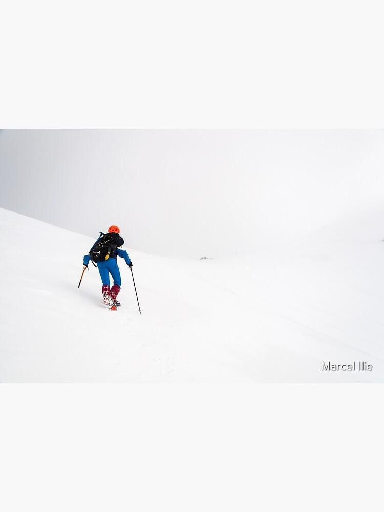 Into the white II by imaruseru