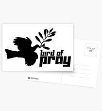 Bird of Pray Postcards