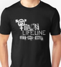 Trans Lifeline design by Iria Villalobos Unisex T-Shirt