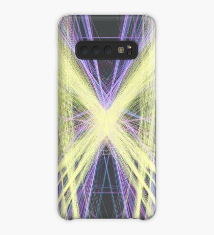 Linify Yellow butterfly Case/Skin for Samsung Galaxy