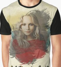 Caroline - The Vampire Diaries Graphic T-Shirt