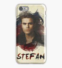 Stefan - The Vampire Diaries iPhone Case/Skin