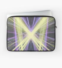 Linify Yellow butterfly Laptop Sleeve