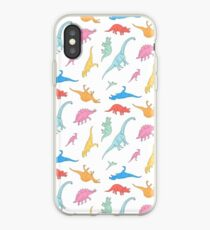Vinilo o funda para iPhone Dino Doodles