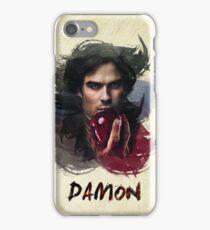 Damon - The Vampire Diaries iPhone Case/Skin