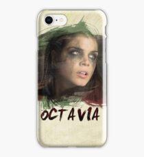 Octavia - The 100 - Brush iPhone Case/Skin