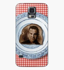 Sam Harris Miracle Toast (plate) Case/Skin for Samsung Galaxy