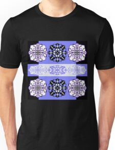 Marvellous Mauve Mirrorart T-Shirt