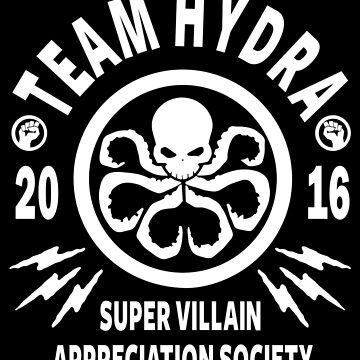 Team Hydra Super Villain Appreciation Society by Image-Empire