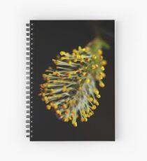 April Flowers Spiral Notebook