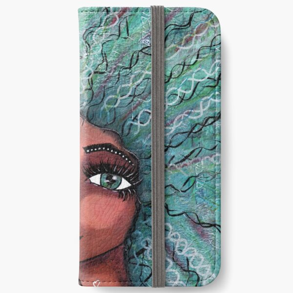 Don't be afraid to shine iPhone Wallet