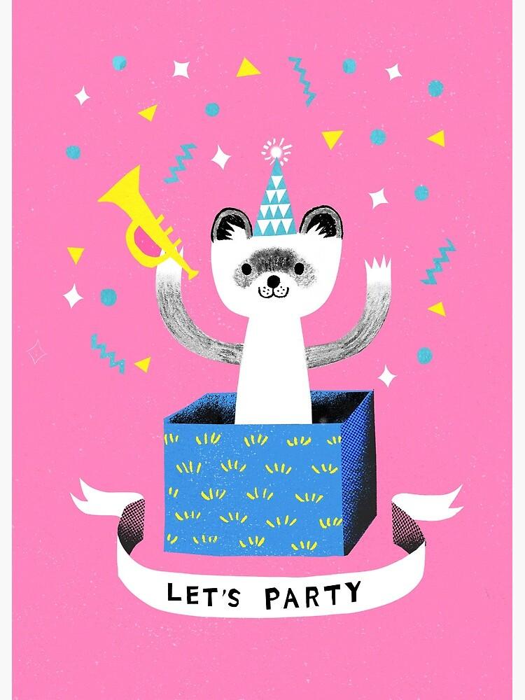 Party animal by HuiSkipp