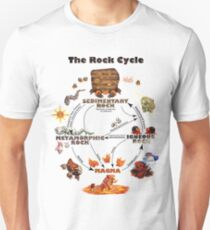 The Rock Cycle  T-Shirt