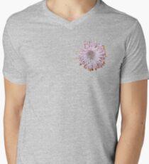 Wildflower Mens V-Neck T-Shirt