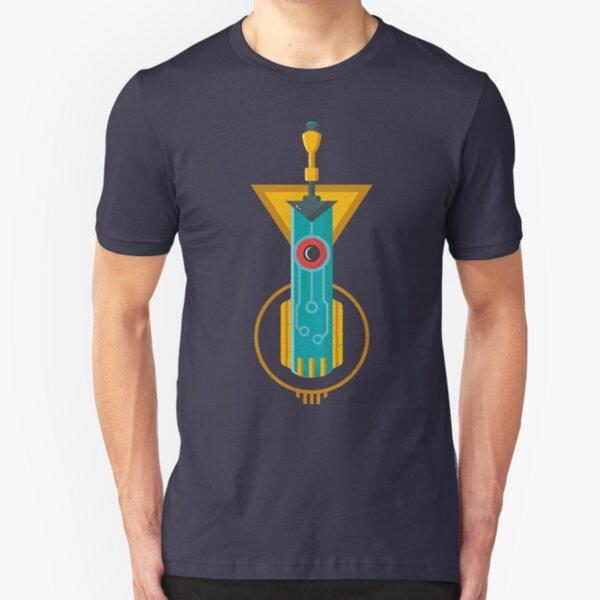 Sword Voice Slim Fit T-Shirt