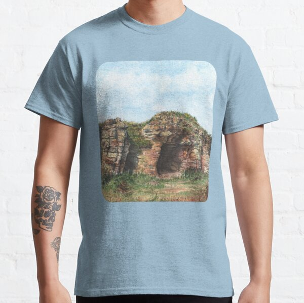 Caves of Caiplie, Fife Classic T-Shirt