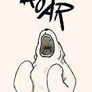 ROAR! by Panda And Polar Bear