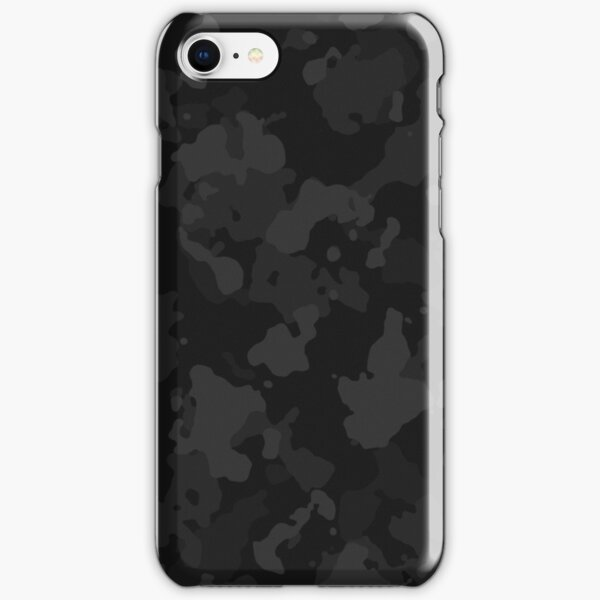 Night Camo iPhone Snap Case