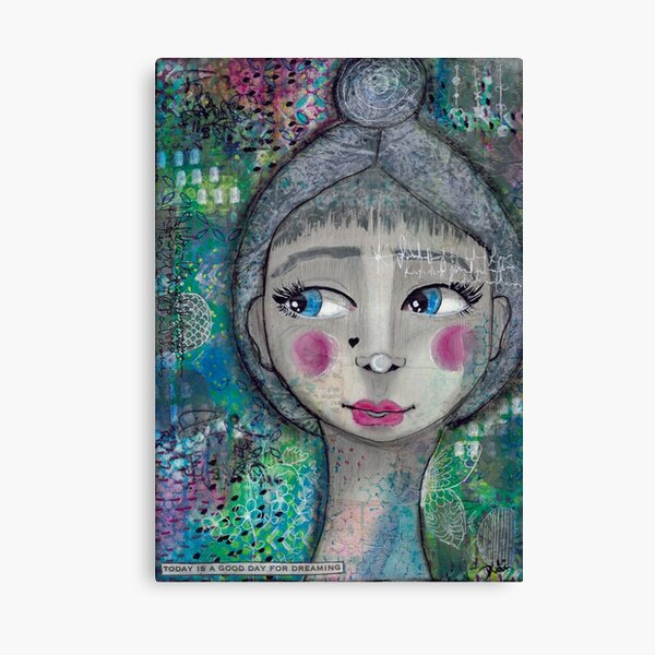 Today is a good day for dreaming Canvas Print