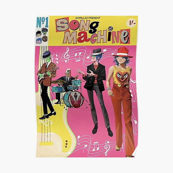 Best Selling - Pink Song Machine Poster