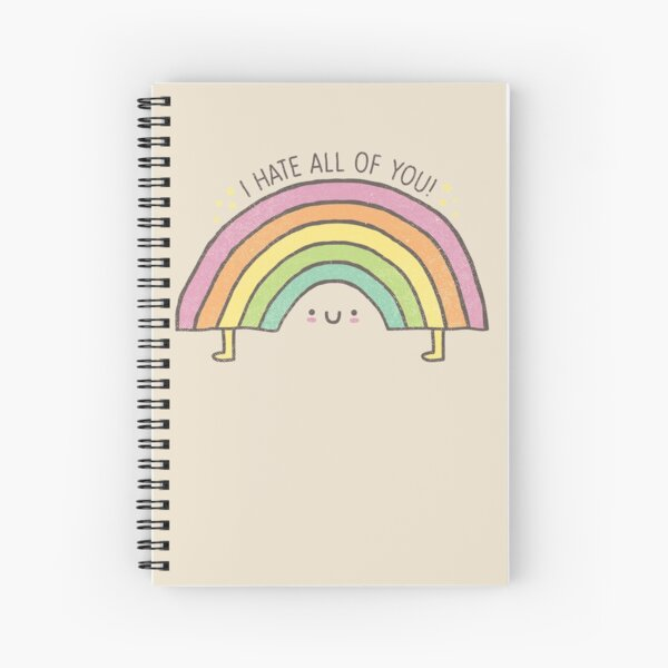 TRUTH BE TOLD.... Spiral Notebook