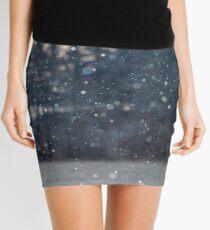 Snow flying Mini Skirt