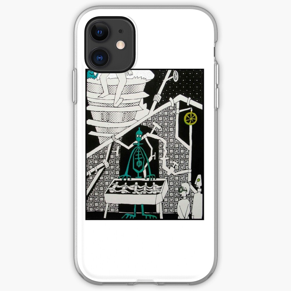 Dr. O's Laboratory iPhone Case & Cover