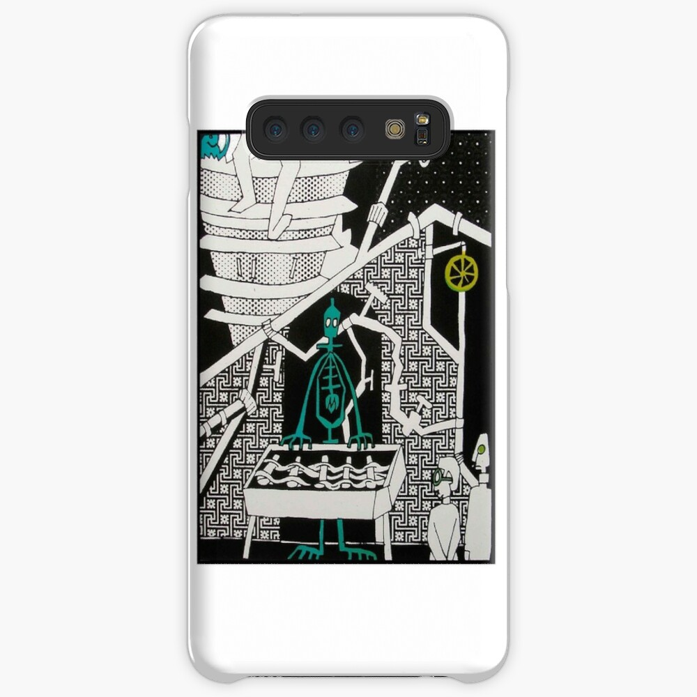 Dr. O's Laboratory Case & Skin for Samsung Galaxy