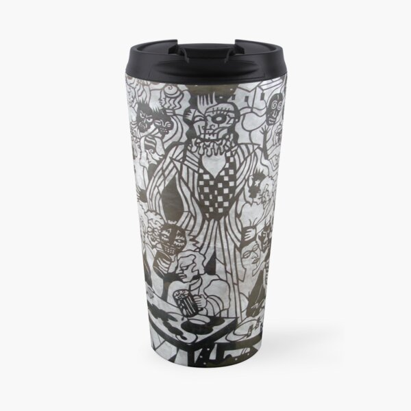 Prospero the Cyborg Prince Travel Mug
