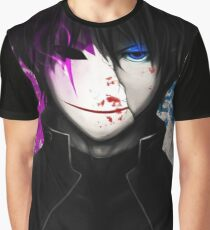 Hidenobu Kiuchi Graphic T-Shirt
