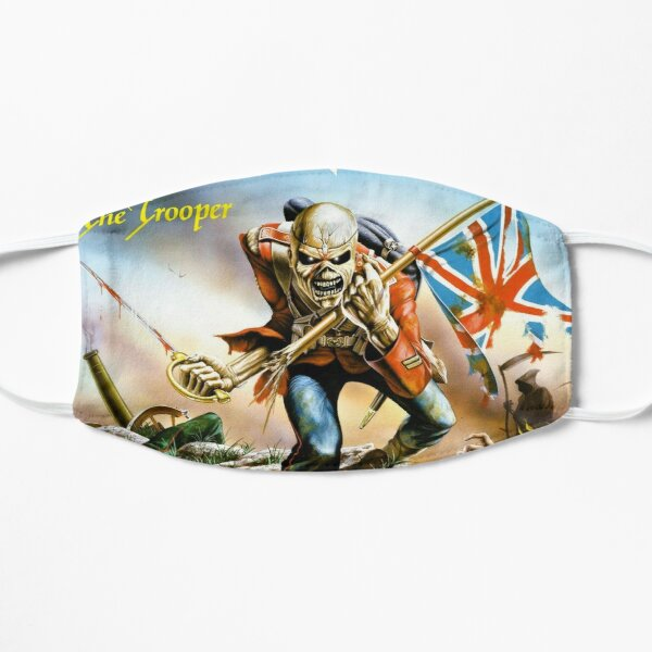 BEST TO BUY - Maiden The Trooper Flat Mask