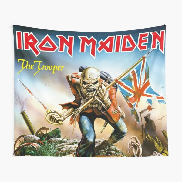 BEST TO BUY - Maiden The Trooper Tapestry