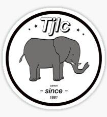 TJLC-Canon Since 1881 Sticker
