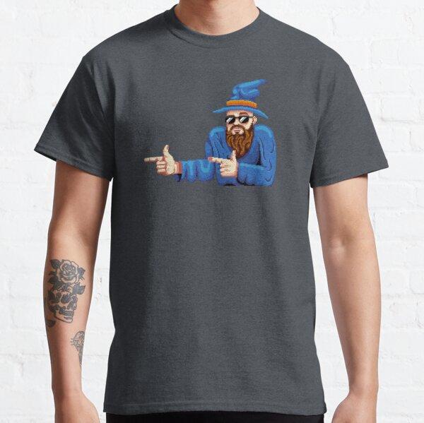 Wizard Finger Guns Classic T-Shirt