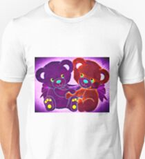 Velvet Teddy Bears Unisex T-Shirt