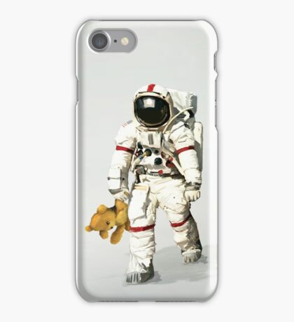 Space can be lonely iPhone Case/Skin