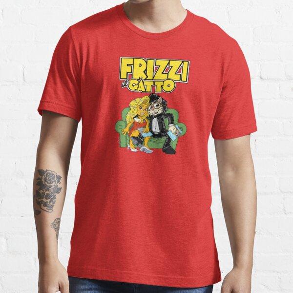 Frizzi il Gatto  Essential T-Shirt