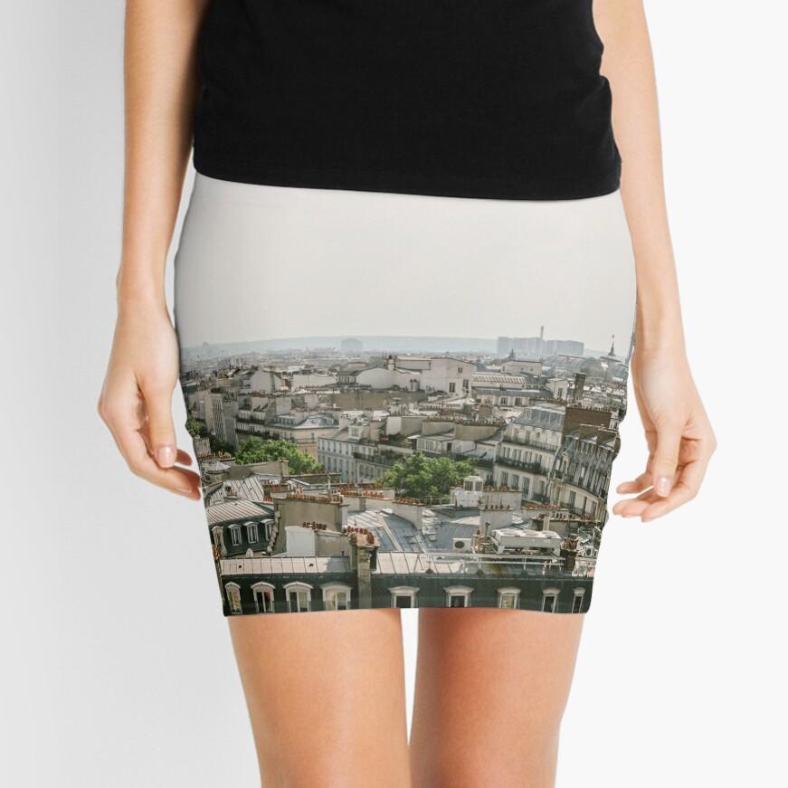 Paris Mini Skirt