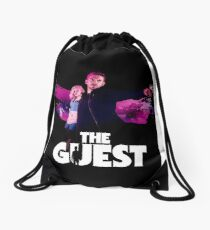 The Guest Drawstring Bag