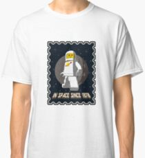 In space since 1978 WHITE Classic T-Shirt