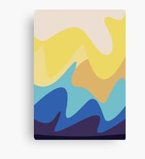 Colourful Patterns Canvas Print