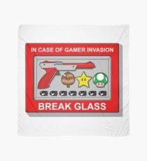 In case of Gamer Invasion Scarf