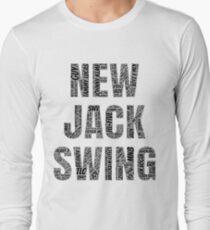 New Jack Swing Long Sleeve T-Shirt