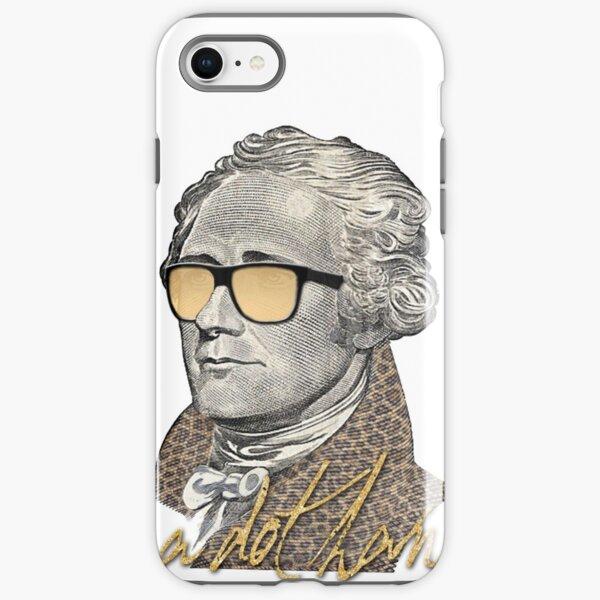 Alexander Hamilton - A dot Ham iPhone Tough Case