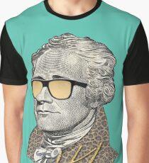 Alexander Hamilton - A dot Ham Graphic T-Shirt