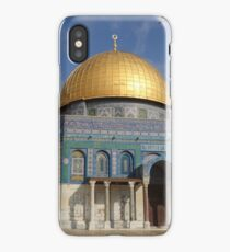 Dome on the Rock iPhone Case/Skin