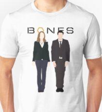 Camiseta unisex Huesos